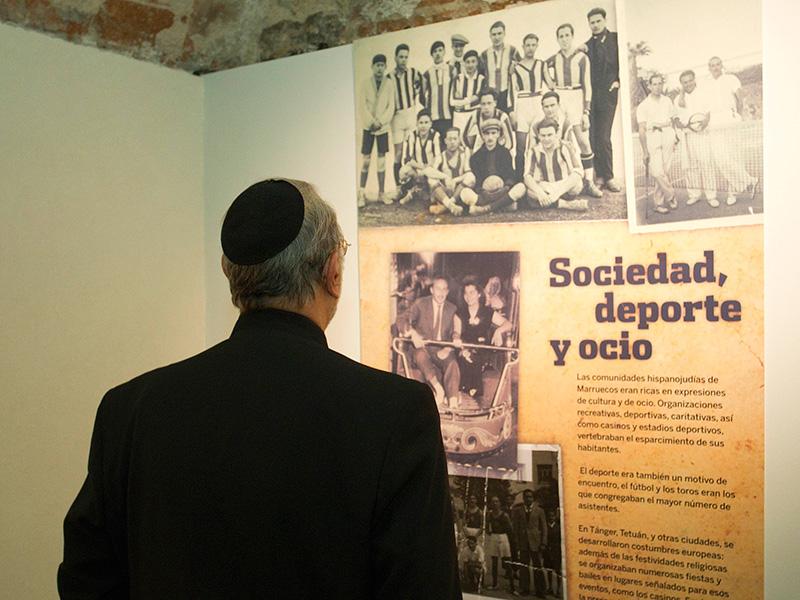 EXPOSICIÓN 'LOS HISPANO JUDÍOS EN MARRUECOS'