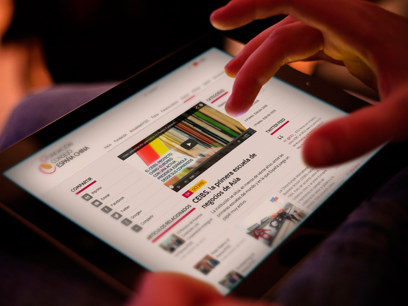 DISEÑO WEB, CONTENIDOS Y SOCIAL MEDIA