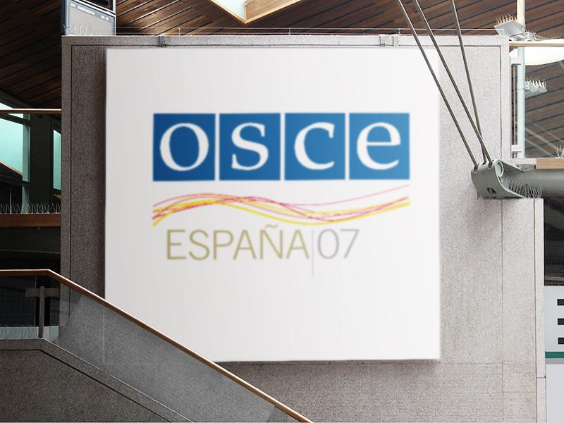 PRESIDENCIA ESPAÑOLA DE LA OSCE